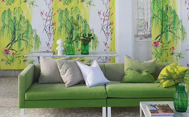 tapet-galben-verde-primera-cluj