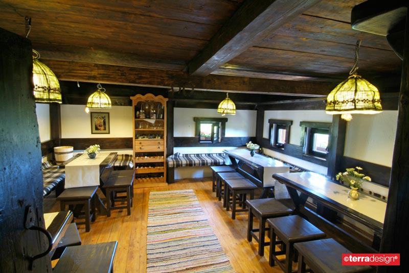Restaurant - LA ROATA, Gura humorului, Bucovina2