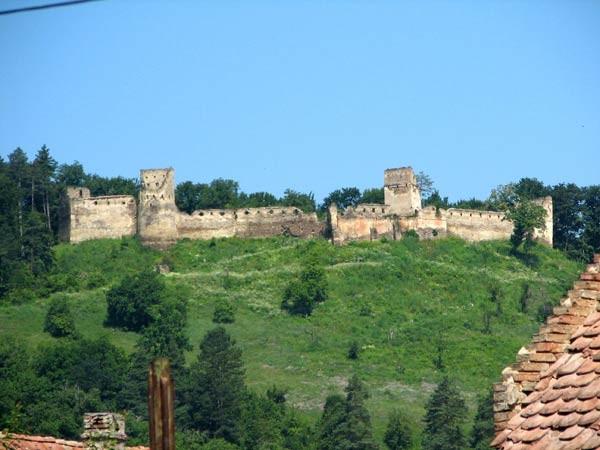 cetatea saschiz